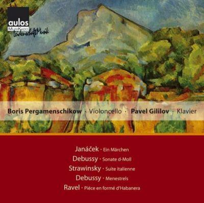 Violoncello Und Klavier, Boris Pergamenschikow
