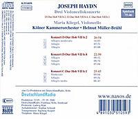 Violoncellokonzerte - Produktdetailbild 1