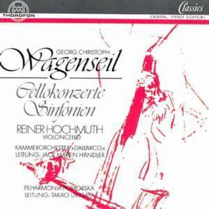 Violoncellokonzerte und Sinfonien, Reiner Hochmuth