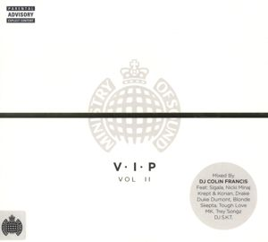 Vip Ii, Ministry Of Sound Pres.