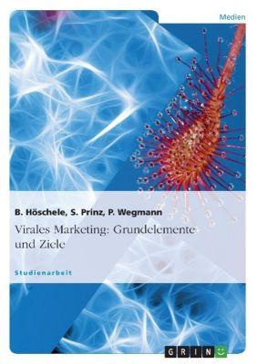 Virales Marketing: Grundelemente und Ziele, B. Höschele, P. Wegmann, S. Prinz