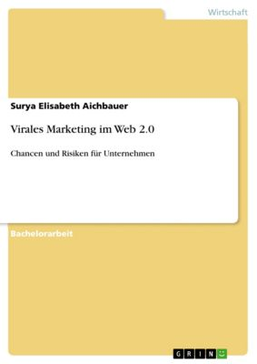 Virales Marketing im Web 2.0, Surya Elisabeth Aichbauer