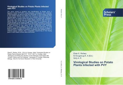 Virological Studies on Potato Plants Infected with PVY, Ehab E. Refaey, Ehab E. Refaey, Sofy A. R, Sofy A. R