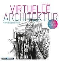 Virtuelle Architektur - zum Ausmalen