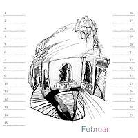 Virtuelle Architektur - zum Ausmalen - Produktdetailbild 3