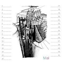 Virtuelle Architektur - zum Ausmalen - Produktdetailbild 10