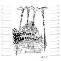 Virtuelle Architektur - zum Ausmalen - Produktdetailbild 12