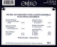 Virtuose Gitarrenmusik Aus Spanien U.Lateinamerika - Produktdetailbild 1
