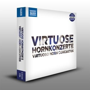 Virtuose Hornkonzerte, Various