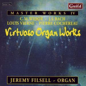 Virtuose Orgelwerke, Jeremy Filsell