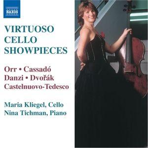 Virtuose Paradestücke F.Cello, Maria Kliegel, Nina Tichmann