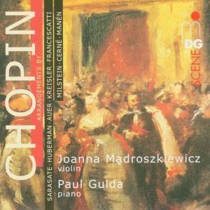Virtuose Transkriptionen, Madriszkiewicz, Gulda