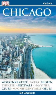 Vis-à-Vis Reiseführer Chicago, m. 1 Karte