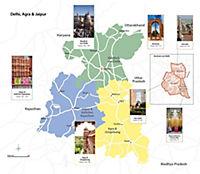 Vis-à-Vis Reiseführer Delhi, Agra & Jaipur, m. 1 Karte - Produktdetailbild 1