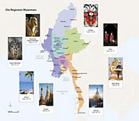 Vis-à-Vis Reiseführer Myanmar - Produktdetailbild 1