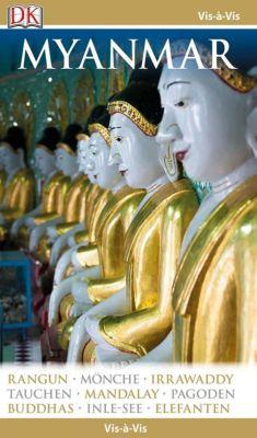 Vis-à-Vis Reiseführer Myanmar, David Abram