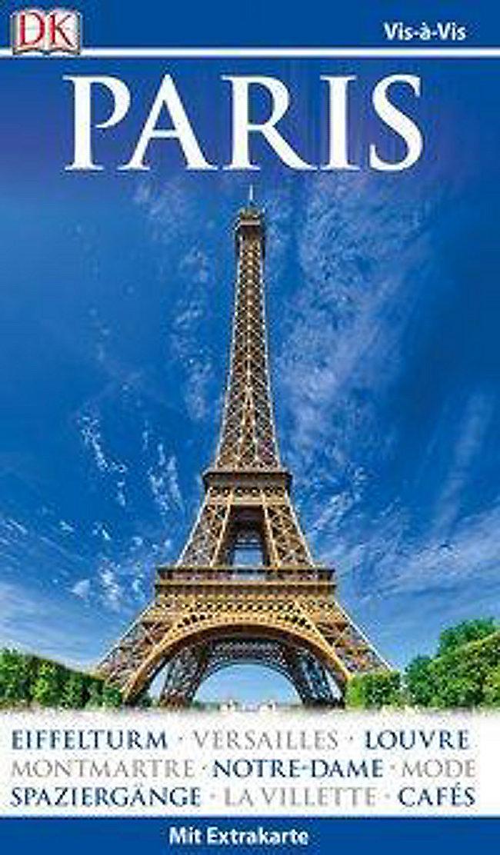Karte Paris Eiffelturm.Vis A Vis Reisefuhrer Paris M 1 Karte Buch Portofrei Bestellen