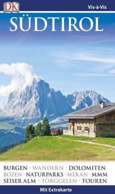 Vis-à-Vis Reiseführer Südtirol, m. 1 Karte, Gerhard Bruschke