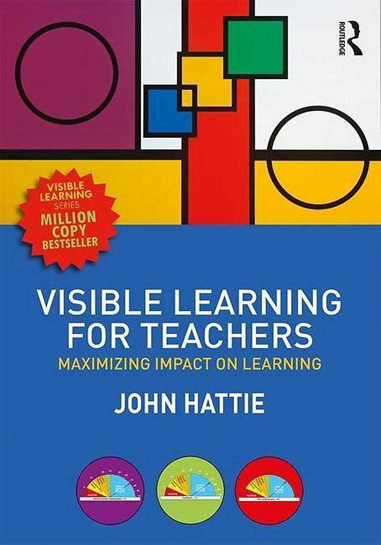 Visible Learning For Teachers Buch Versandkostenfrei Weltbild