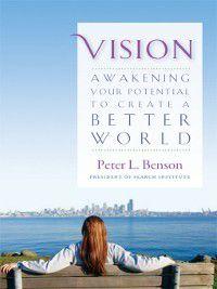 Vision, Peter Benson