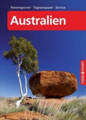 Vista Point Reiseführer Australien A bis Z, Manuela Blisse, Uwe Lehmann
