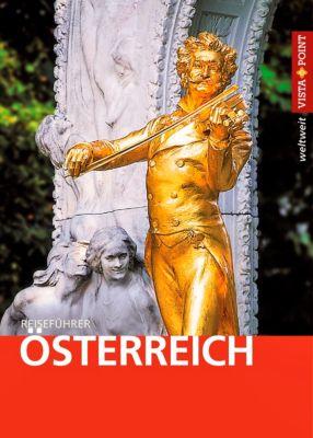 Vista Point weltweit Reiseführer Österreich, Roland Mischke