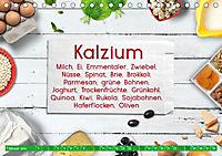 Vitalstoffe - fit essen (Tischkalender 2019 DIN A5 quer) - Produktdetailbild 2