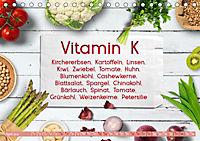 Vitalstoffe - fit essen (Tischkalender 2019 DIN A5 quer) - Produktdetailbild 4