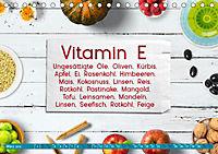 Vitalstoffe - fit essen (Tischkalender 2019 DIN A5 quer) - Produktdetailbild 3
