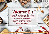 Vitalstoffe - fit essen (Tischkalender 2019 DIN A5 quer) - Produktdetailbild 5
