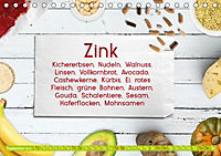 Vitalstoffe - fit essen (Tischkalender 2019 DIN A5 quer) - Produktdetailbild 9