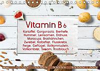 Vitalstoffe - fit essen (Tischkalender 2019 DIN A5 quer) - Produktdetailbild 7