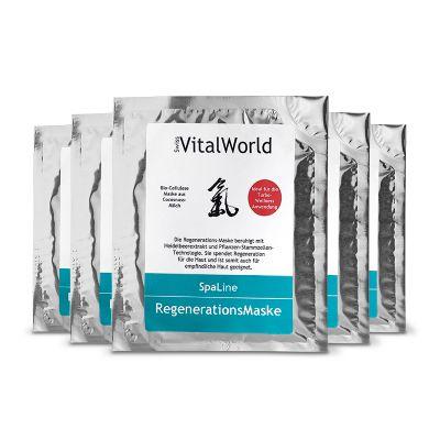 VitalWorld 5er Set RegenerationsMaske