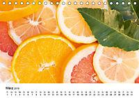 VITAMINE AUS DER NATUR (Tischkalender 2019 DIN A5 quer) - Produktdetailbild 3