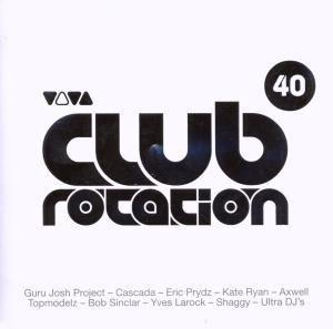 Viva Club Rotation Vol.40, Diverse Interpreten