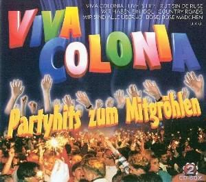 Viva Colonia, Diverse Interpreten