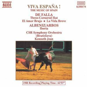 Viva Espana (Musik aus Spanien), Kenneth Jean, Csr Symph.Orch.
