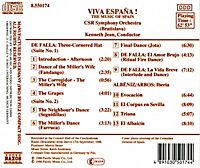 Viva Espana (Musik aus Spanien) - Produktdetailbild 1