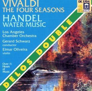 Vivaldi:Jahreszeiten/Händel:Wassermusik, Los Angeles Chamber Orchestra, Gerard Schwarz