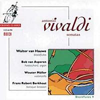 Vivaldi Sonatas-Blockflutes Vol.4 - Produktdetailbild 1