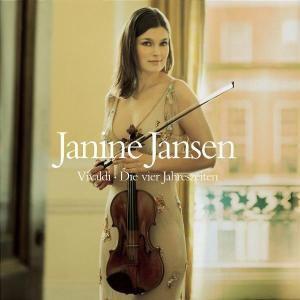 Vivaldi: The Four Seasons, Janine Jansen