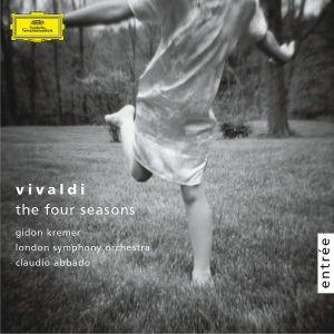Vivaldi: The Four Seasons / Haydn: Trumpet Concerto, Sinfonia Concertante, Gidon Kremer, Adolph Herseth, Claudio Abbado, Lso