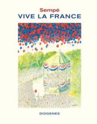 Vive la France - Jean-Jacques Sempé |
