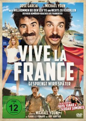 Vive la France - Gesprengt wird später, Bernardo Barilli, Dominique Gauriaud, Jurij Prette, Michaël Youn