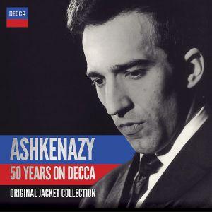 Vladimir Ashkenazy  - 50 Years On Decca 1963-2013, Vladimir Ashkenazy