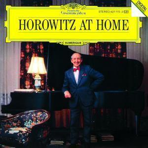 Vladimir Horowitz - Horowitz at home, Vladimir Horowitz