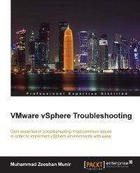 VMware vSphere Troubleshooting, Muhammad Zeeshan Munir