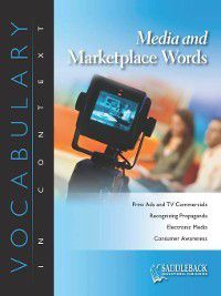 Vocabulary in Context: Media and Marketplace Words-Editorial Cartoons, Saddleback Educational Publishing