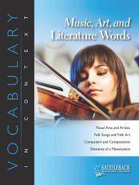 Vocabulary in Context: Music, Art, and Literature Words-Georgia O'Keeffe, Saddleback Educational Publishing