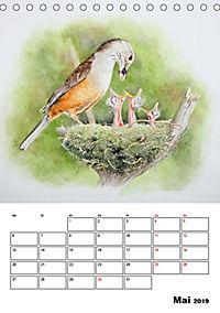 Vögel im Wind (Tischkalender 2019 DIN A5 hoch) - Produktdetailbild 5